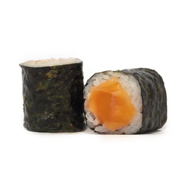 90Maki_ salmon